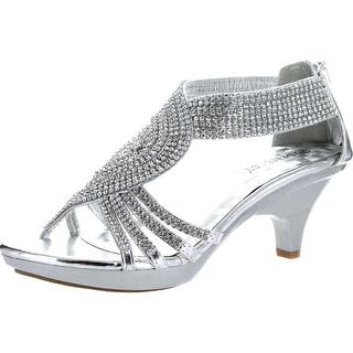 Delicacy Womens Angel-37A Open Toe Med Heel Wedding Dress Sandal Shoes - Silver|https://ak1.ostkcdn.com/images/products/is/images/direct/75531839487c19967c868d3fcbca5a06c4d10e02/Delicacy-Womens-Angel-37A-Open-Toe-Med-Heel-Wedding-Dress-Sandal-Shoes.jpg?impolicy=medium