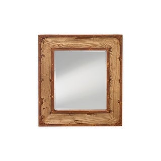 Feiss MR1227NO The Collection Mirror Natural Oak - Natural Oak