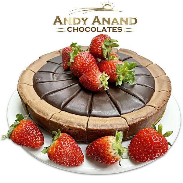 "Andy Anand Triple Chocolate Cheesecake 9"" (2 lbs). Opens flyout."