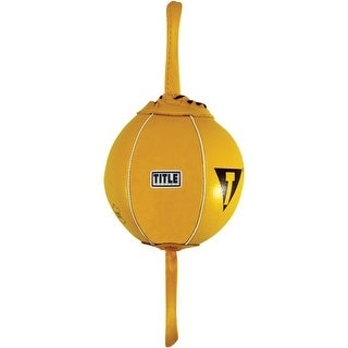 "Title Boxing 6"" Double End Bag"