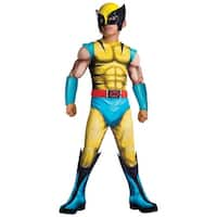 X-Men Wolverine Costume Child - Yellow