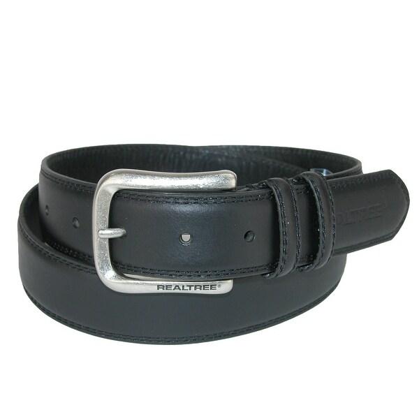 Realtree Men's Double Keeper Belt