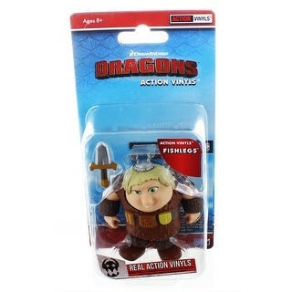 """How To Train Your Dragon 3.25"""" Action Vinyl: Fishlegs - multi"""