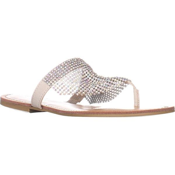 madden girl Sabeer Flat Thong Sandals, Blush