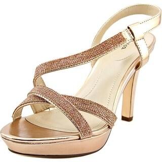 Style & Co Sandrah Women Open Toe Synthetic Platform Sandal