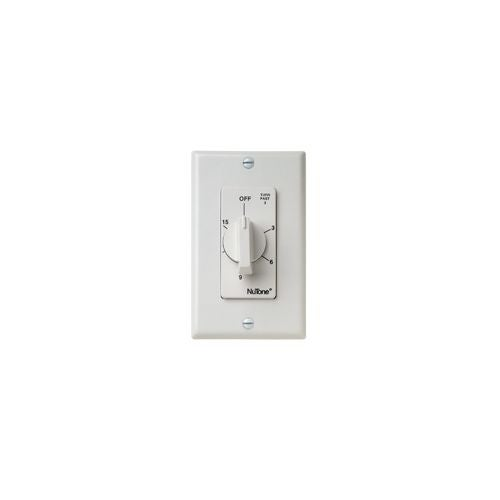 Shop NuTone VS63WH 15-Minute Timer Bath Fan Switch For Use