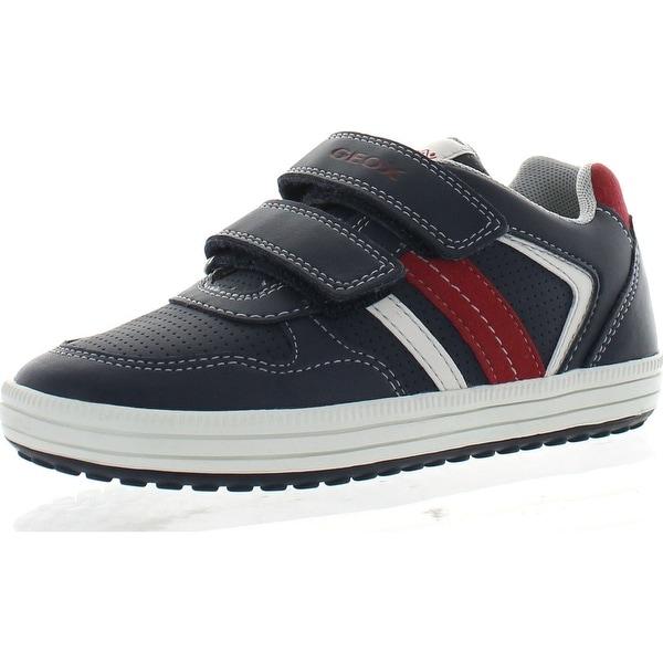 Geox Boys Jr Vita A Casual Fashion Sneakers