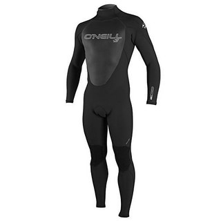 oneill  male  EPIC 3/2 Wetsuit,  BLK/BLK/BLK,  x-large
