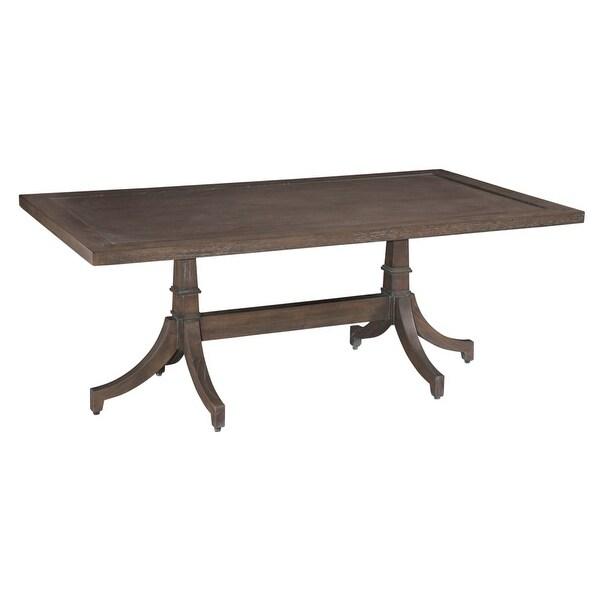 Shop Hekman 952200 Urban Retreat 50 Inch Wide Wood Coffee Table