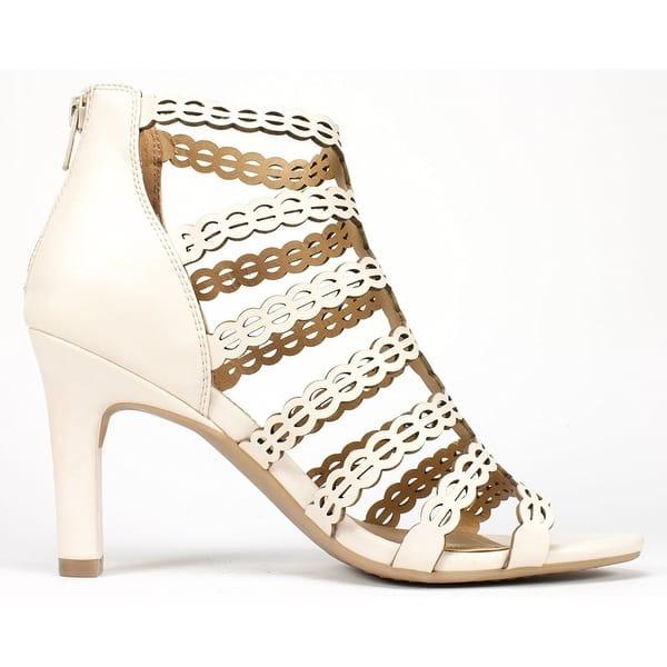 708558a7deb10 Shop Rialto Womens Roma Open Toe Casual Strappy Sandals - On Sale ...