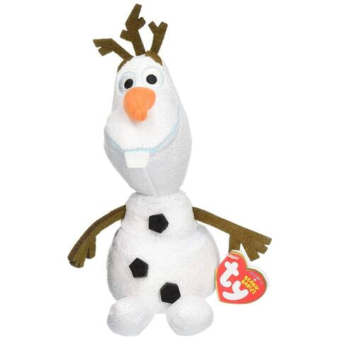 "Frozen Olaf the Snowman 6"" Beanie Baby - Multi"