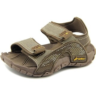 Rider Tender VII Toddler Open-Toe Canvas Brown Sport Sandal