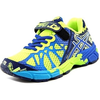 Asics Gel Noosa Tri Toddler Round Toe Synthetic Blue Sneakers