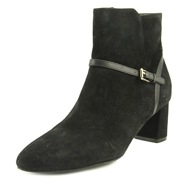 Cole Haan Sylvan Black Boots