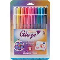 Brights - Gelly Roll Glaze Bold Point Pens 10/Pkg