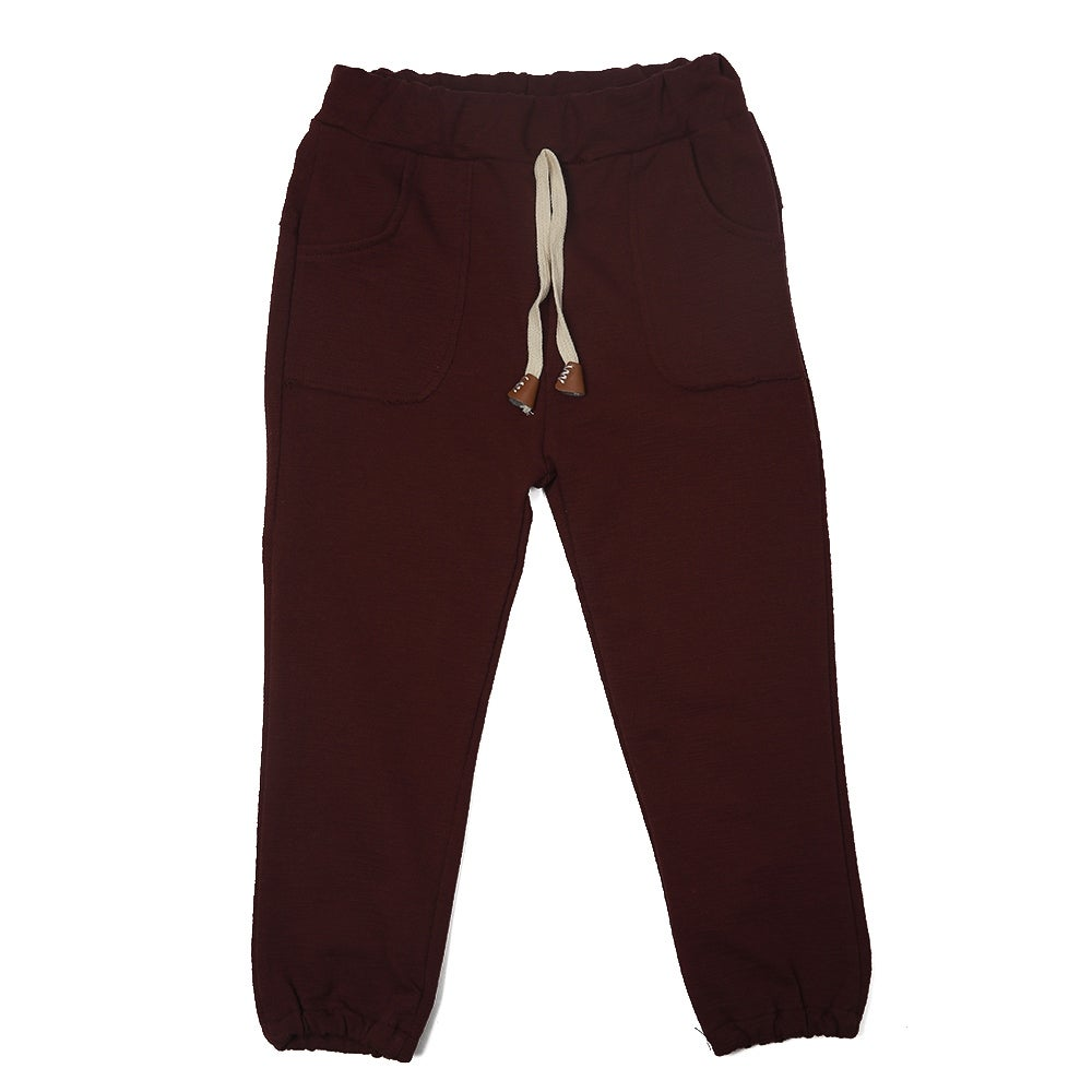 TG2627 Girls Cotton Trousers Spring /& Autumn Pants Warm and Soft Pink