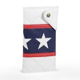 Evel Knievel Women's Clutch Wallet