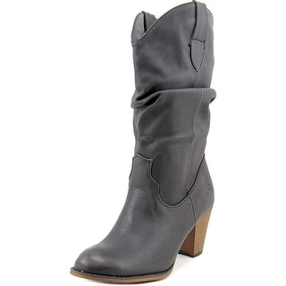 Dirty Laundry Double Whammy Women Round Toe Synthetic Mid Calf Boot