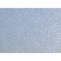 """Brewster PF0709 11-1/2"""" x 78"""" - Cubix Sidelight - Self-Adhesive Repositionable Vinyl Window Film - 6-1/4 SQ FT - N/A - N/A"""