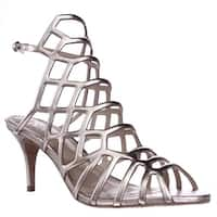 Vince Camuto Paxton Caged Dress Sandals, Egyptian Gold