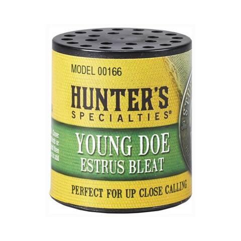 Hunters specialties 00166 hs deer call can style young doe estrus bleat
