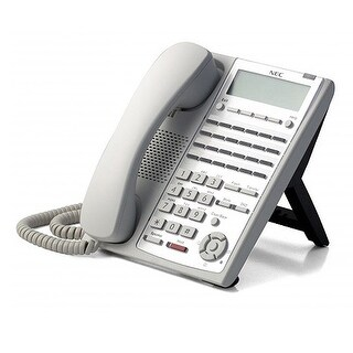 NEC 1100160 - White 24-Button IP Telephone