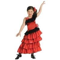 Spanish Princess Child Costume, Medium