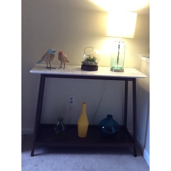 Shop Simple Living Jhovies Console Table   Free Shipping Today    Overstock.com   18155435