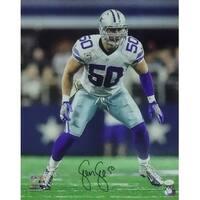 Sean Lee Autographed Dallas Cowboys 16x20 Photo JSA