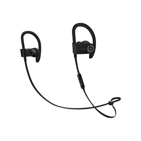 Beats by Dr. Dre - Powerbeats³ Wireless - Black - 6 x 3 x 5