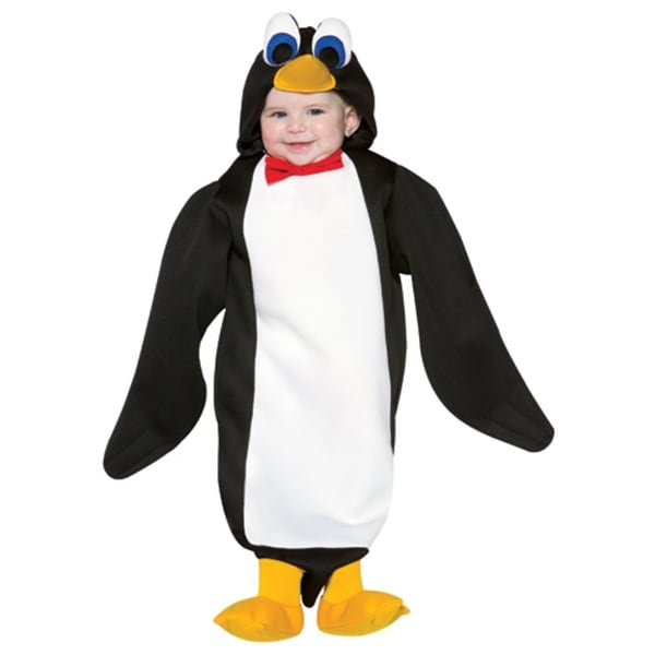 Baby Bunting Unisex Lilu0026#x27; Penguin Halloween Costume Size 6-12 Months #  sc 1 st  Overstock.com & Baby Bunting Unisex Lilu0027 Penguin Halloween Costume Size 6-12 Months ...