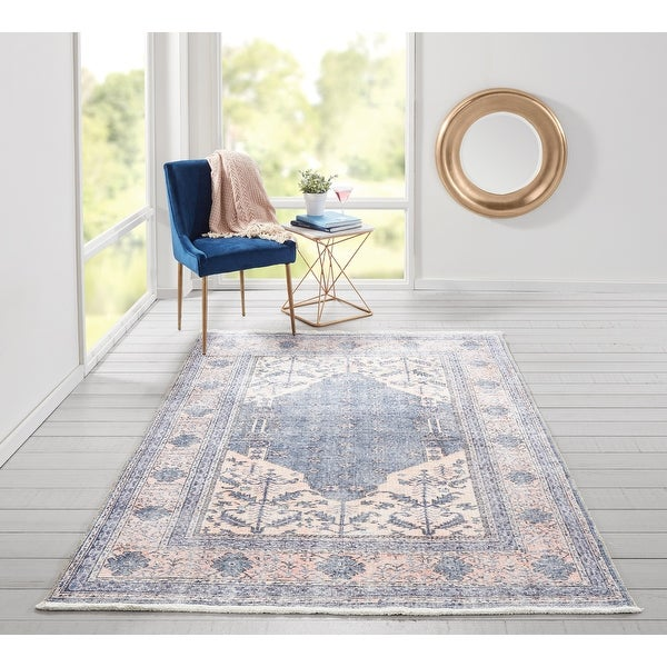 Momeni Helena Polyester and Cotton Trditional Area Rug