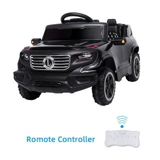 Link to Electric Car Single drive Children Car with Battery  Pre-Programmed Music and Remote control Similar Items in Bicycles, Ride-On Toys & Scooters