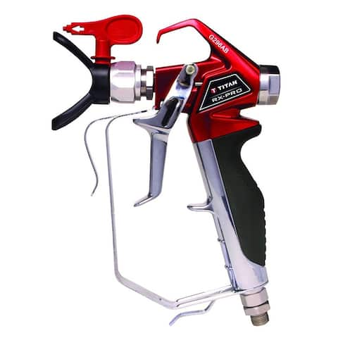 Titan 0538020 RX-PRO Series Airless Spray Gun, Red