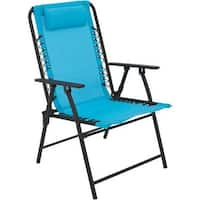 Hipp Hardware Plus Folding Bungee Chair ZD-609-B Unit: EACH