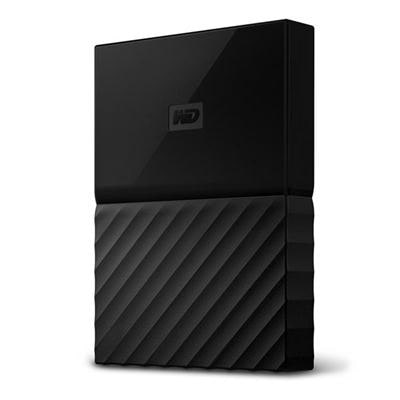 Wd 3Tb Black My Passport For Mac Portable External Hard Drive - Usb 3.0 - Wdbp6a0030bbk-Wesn