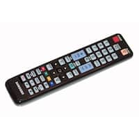 OEM Samsung Remote Control Originally Supplied With: UN46D7000LFXZAH301
