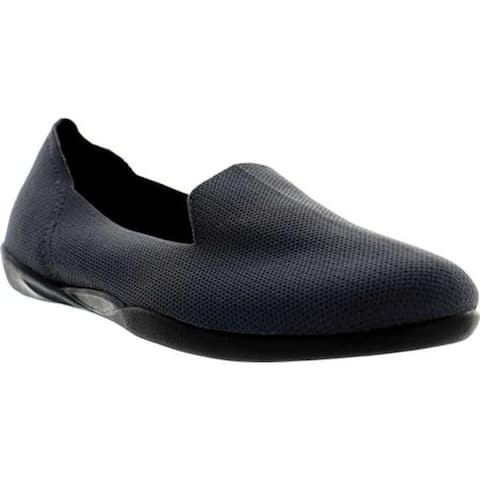 Bernie Mev Women's Petra Slip On Dark Grey Synthetic