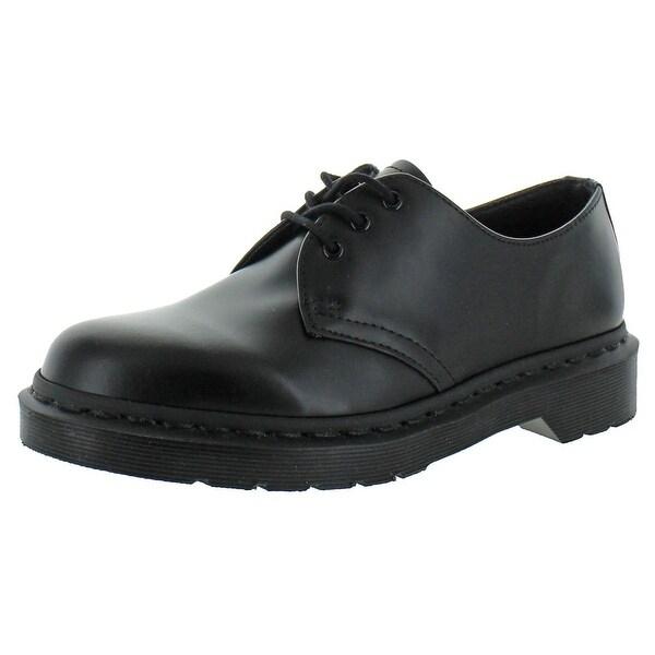 Dr. Martens 1461 Mono Casual Shoe Black