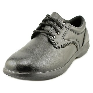 DS Work Rosie Round Toe Synthetic Oxford