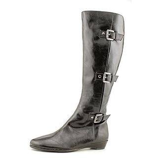 Aerosoles Women's Sarasota Knee High Wedge Boots