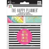 Create 365 Mini Planner Pocket Cards-
