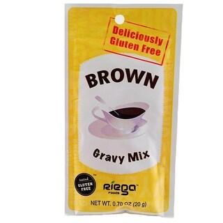 Riega Foods - Brown Gravy Mix ( 16 - .7 oz boxes)