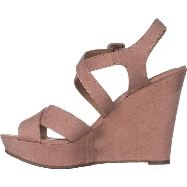 American Rag Womens rachey Open Toe Casual Strappy Sandals