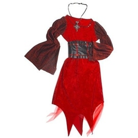 Gothica Girls Costume, 7-8