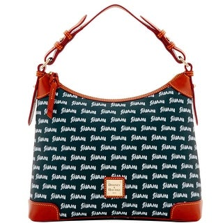 Dooney & Bourke MLB Marlins Hobo (Introduced by Dooney & Bourke at $218 in Feb 2015) - Black