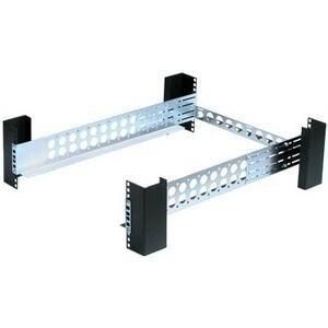 """Innovation 2UKIT-109 Innovation 2U Rack Mount Rails - Steel - 75 lb"""