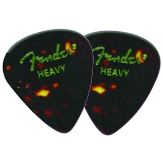 Fender Classic Celluloid Medium Guitar Picks