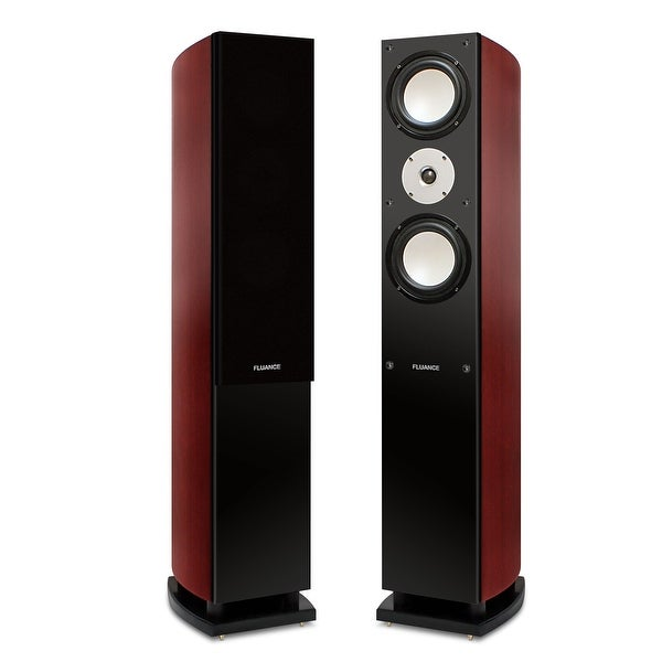 Fluance XL7F High Performance Home Theater Three-way Floorstanding Tower Loudspeakers