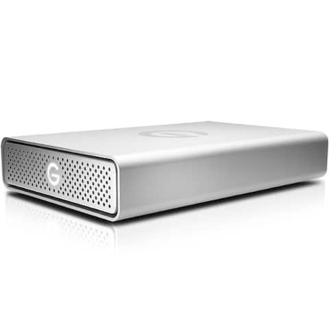G-Technology G-DRIVE 4TB USB 3.0 External Hard Drive
